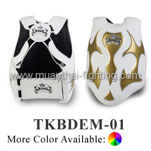 TOP KING Body Protector Empower Creativity TKBDEM-01
