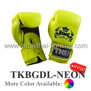 Top King Boxing Gloves (AIR) Neon Color TKBGDL-NEON