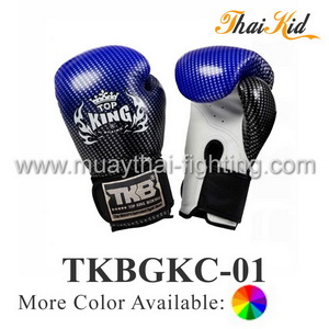 TOP KING Kid's Boxing Gloves Super Star TKBGKC-01
