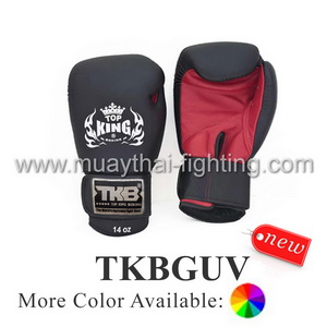 Top King Boxing Gloves Ultimate Velcro TKBGUV
