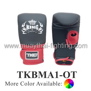 Top King bag mitts Air open thumb TKBMA1-OT-Black/Black/Red