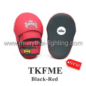 "TOP KING Focus Mitts ""Extream"" TKFME Black/Red"