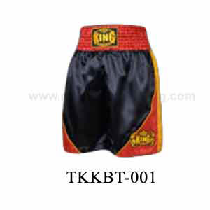 TOP KING K-1 Boxing Trunks TKKBT-001