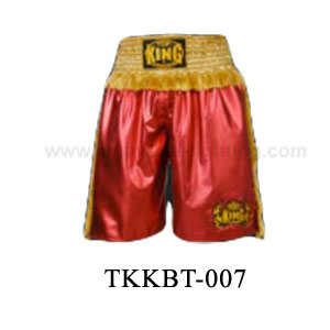 TOP KING K-1 Boxing Trunks TKKBT-007