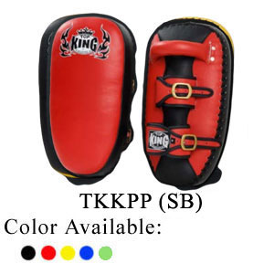 TOP KING Kicking pad Pro Straight Buckle TKKPP (SB)