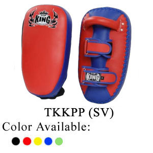 TOP KING Kicking pad Pro Straight Velcro TKKPP (SV)