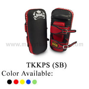 TOP KING Kicking Pads Super Straight Buckle TKKPS(SB)