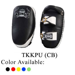 TOP KING Kicking pad Ultimate Curved Buckle TKKPU (CB)