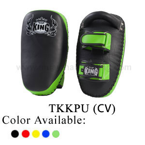 TOP KING Kicking pad Ultimate Curved velcro TKKPU (CV)