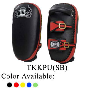 TOP KING Kicking pad Ultimate Straight Buckle TKKPU (SB)