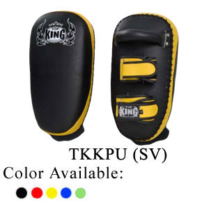 TOP KING Kicking pad Ultimate Straight Velcro TKKPU (SV)