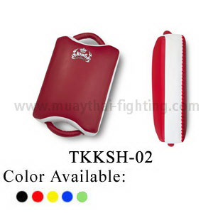 TOP KING Kicking Shield Double Handles leather TKKSH-02 (GL)