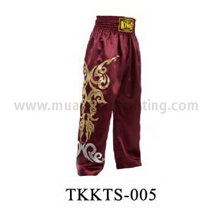 TOP KING Kick Boxing Trousers TKKTS-005