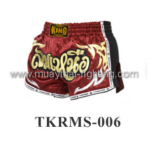 TOP KING Retro Muay Thai Shorts TKRMS-006