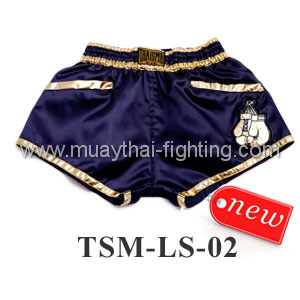 ThaiSmai Lady Shorts TSM-LS-02 Blue