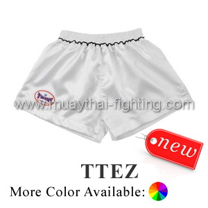 Twins Special Muay-Thai Plain Satin Shorts TTEZ