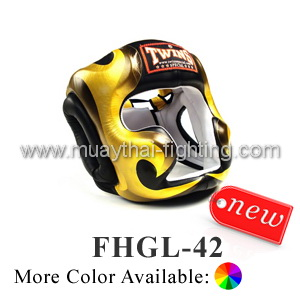 Twins Special Roman Sparring Headgear FHGL-42