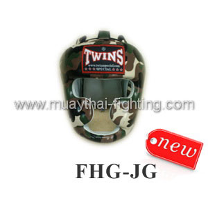 Twins Special Fancy Headgear Army Jungle Green FHG-JG