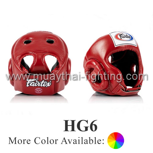 Fairtex Muay Thai Competition Style HG6