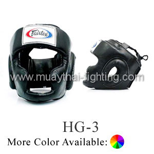 Fairtex Muay Thai Head Gear HG3