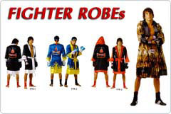 Fighter Robes
