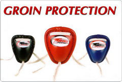 Groin Protection