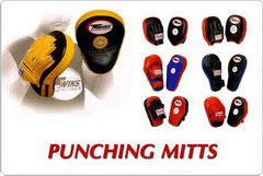Punching Mitts
