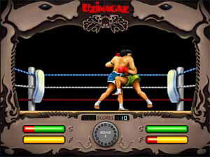 Muay Thai Games 4