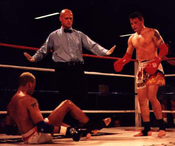 Muay Thai Rules Referee