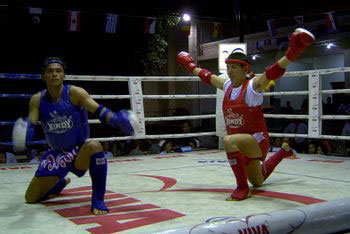 Muay Thai Rules Waikru