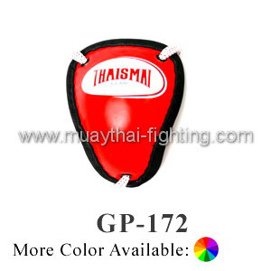 ThaiSmai Groin protector with leather cover GP-172