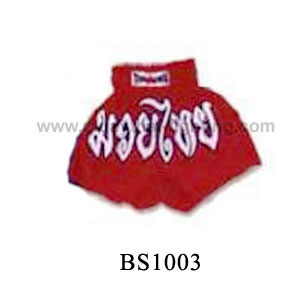 ThaiSmai Muay Thai Shorts BS-1003