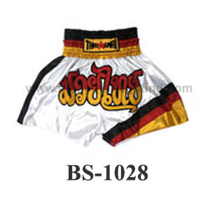 ThaiSmai Muay Thai Shorts Deutsch Fighter BS-1028