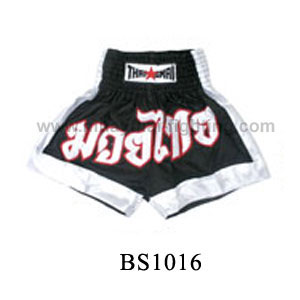 ThaiSmai Muay Thai Shorts Highlight Trim BS-1016