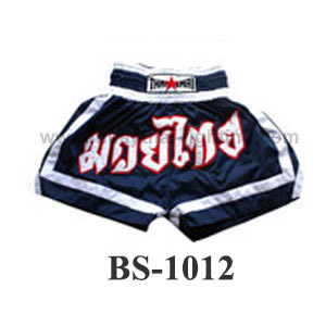 ThaiSmai Muay Thai Shorts Stiff Border BS-1012