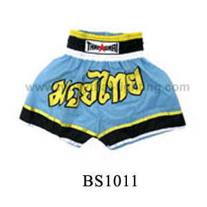 ThaiSmai Muay Thai Shorts Underlying Trim  BS-1011