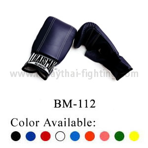 ThaiSmai Training Bag Gloves Cut Thumb BM-112