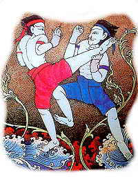 Muay Thai History Pictures 2