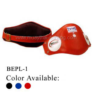 Twins Special Belly Protector Belt BEPL-1 Red