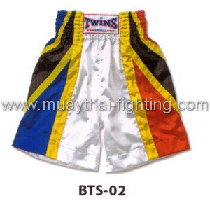 Twins Special Muay Thai Trunks BTS-02