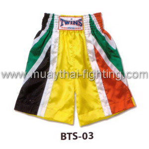 Twins Special Muay Thai Trunks BTS-03