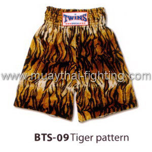Twins Special Muay Thai Trunks BTS-09