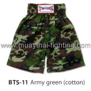 Twins Special Muay Thai Trunks BTS-11