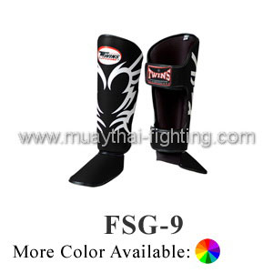 Twins Special Fancy Shin Protection Tattoo Pattern FSG-9
