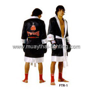 Twins Special Fighter Robes