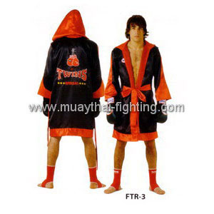 Twins Special Fighter Robes FTR-3