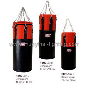 Twins Special Muay Thai Heavy Bags Two Tone HBNL (UnFilled)