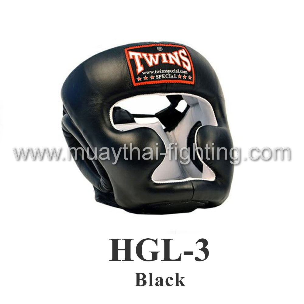 Twins Special Headgear HGL-3 Black