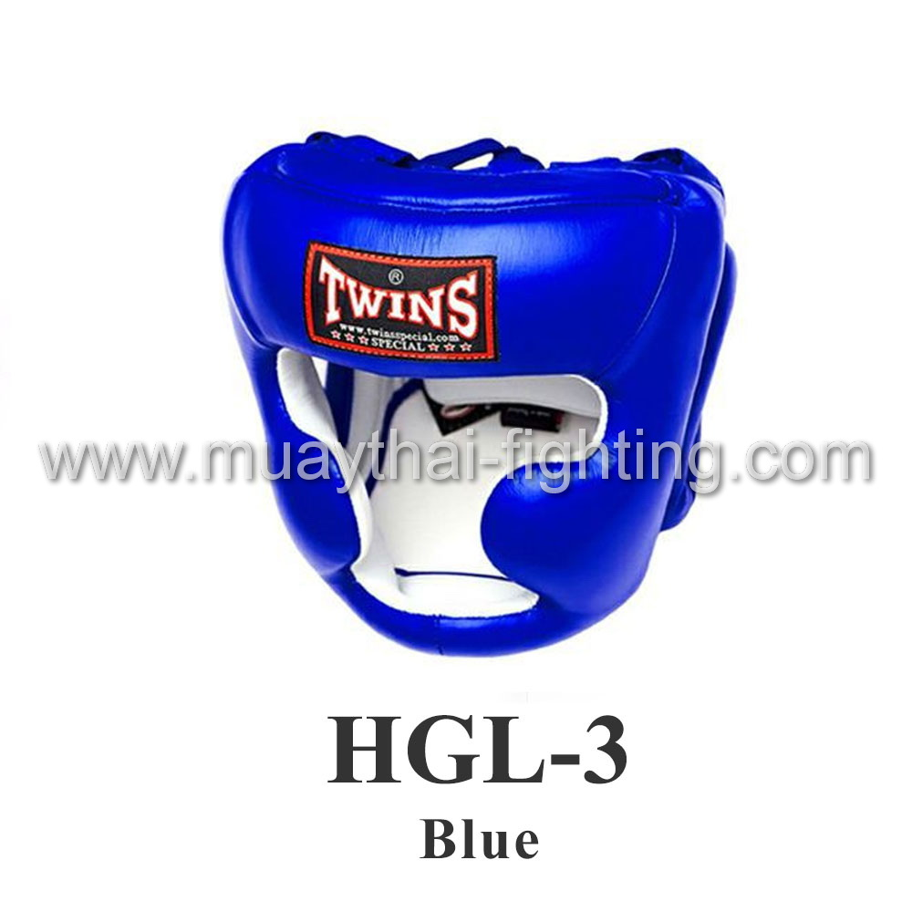 Twins Special Headgear HGL-3 Blue