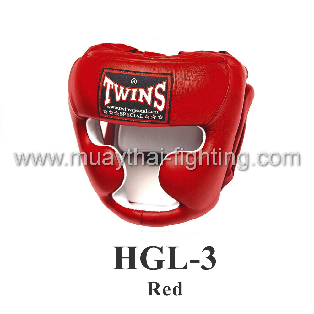 Twins Special Headgear HGL-3 Red